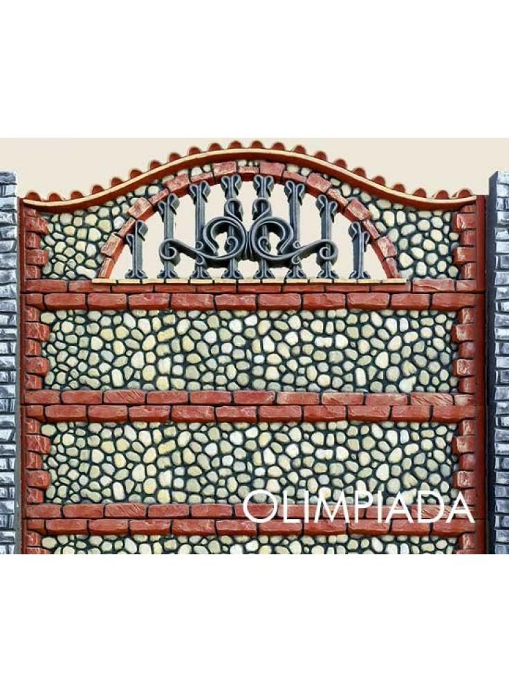 Gard beton G 39 Model: 22/1-22-22 Olimpiada Prod